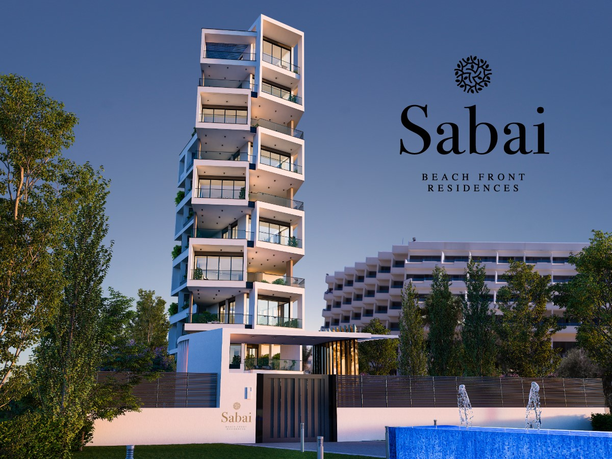BEACHFRONT LIVING – Spacious Luxury Floor Apartments  only some STEPS AWAY FROM THE BEACH #SABAI !  -Available only 5 Spacious Floor Apartments